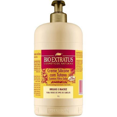 Bio Extratus Creme Silicone e Tutano S/ Enxague 1L