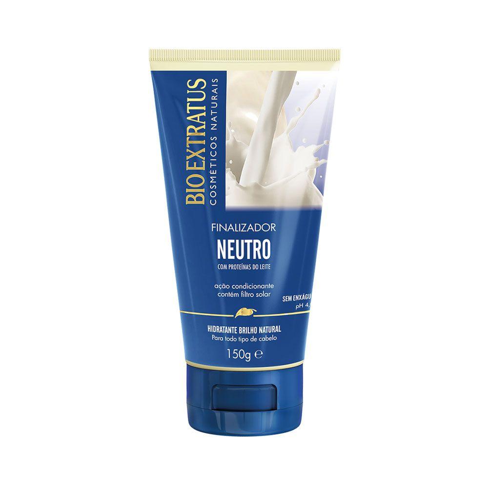 Bio Extratus Finalizador Neutro Perolado - Proteínas do Leite 150g