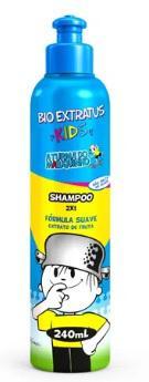 Bio Extratus Kids Shampoo 2 em 1 240mL