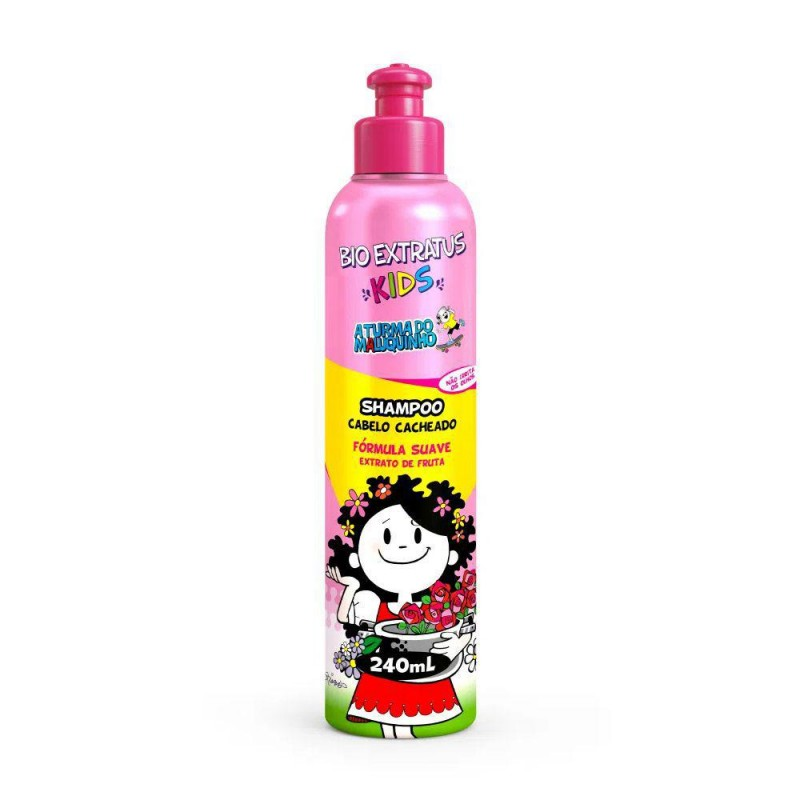 Bio Extratus Kids Shampoo Cacheados150mL