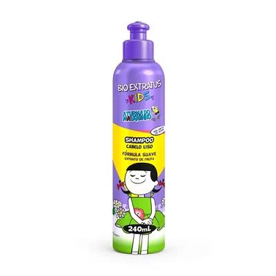 Bio Extratus Kids Shampoo Liso 240 mL