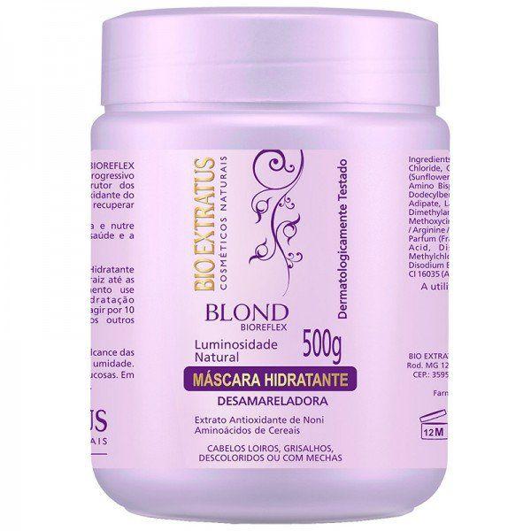 Bio Extratus Máscara Blond Bioreflex 500g