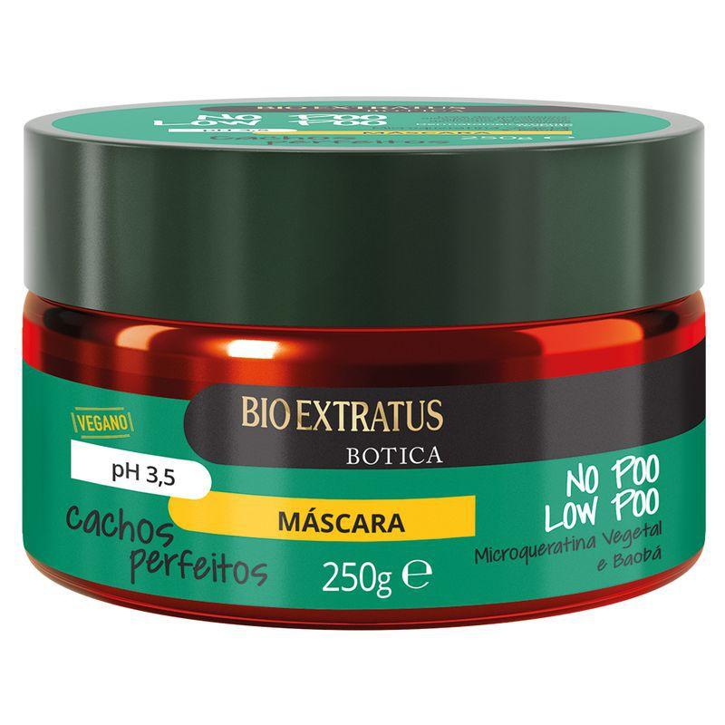 Bio Extratus Máscara Botica Cachos Perfeitos 250g