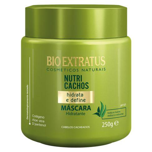Bio Extratus Máscara Nutri Cachos 250g