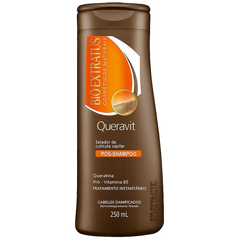 Bio Extratus Pós-Shampoo Queravit 250mL