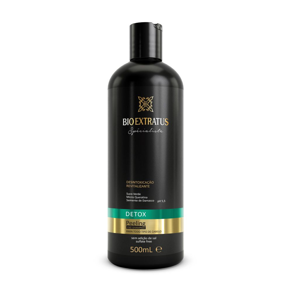 Bio Extratus Pré-shampoo Detox Peeling 500mL