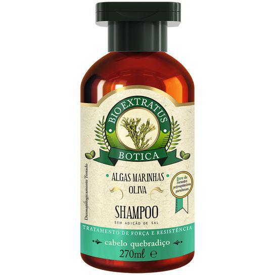 Bio Extratus Shampoo Botica Algas 270mL