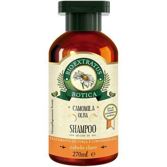 Bio Extratus Shampoo Botica Camomila 270mL