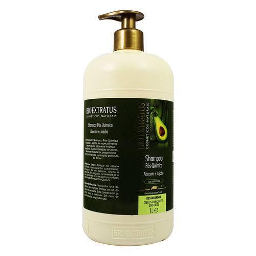 Bio Extratus Shampoo Pós Química 1L