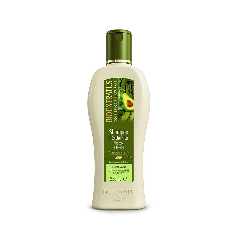 Bio Extratus Shampoo Pós Química 250mL