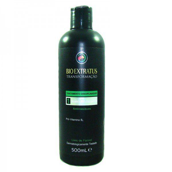 Bio Extratus Shampoo Pré-tratamento (Passo 1) 500mL