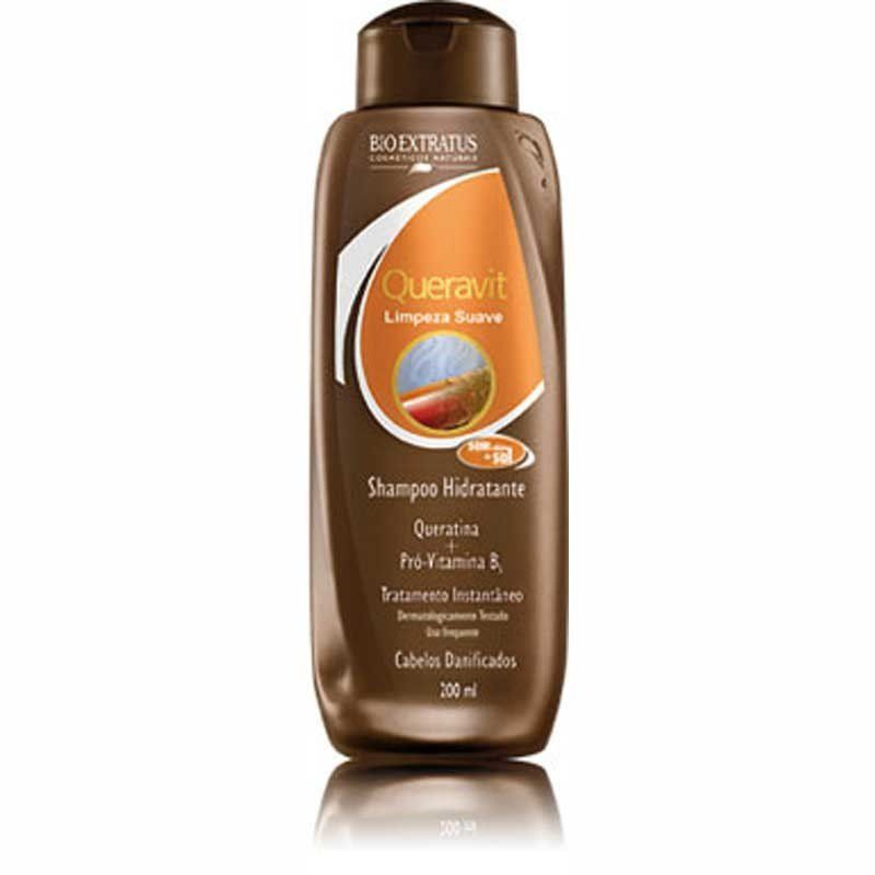 Bio Extratus Shampoo Queravit Hidratante 250mL