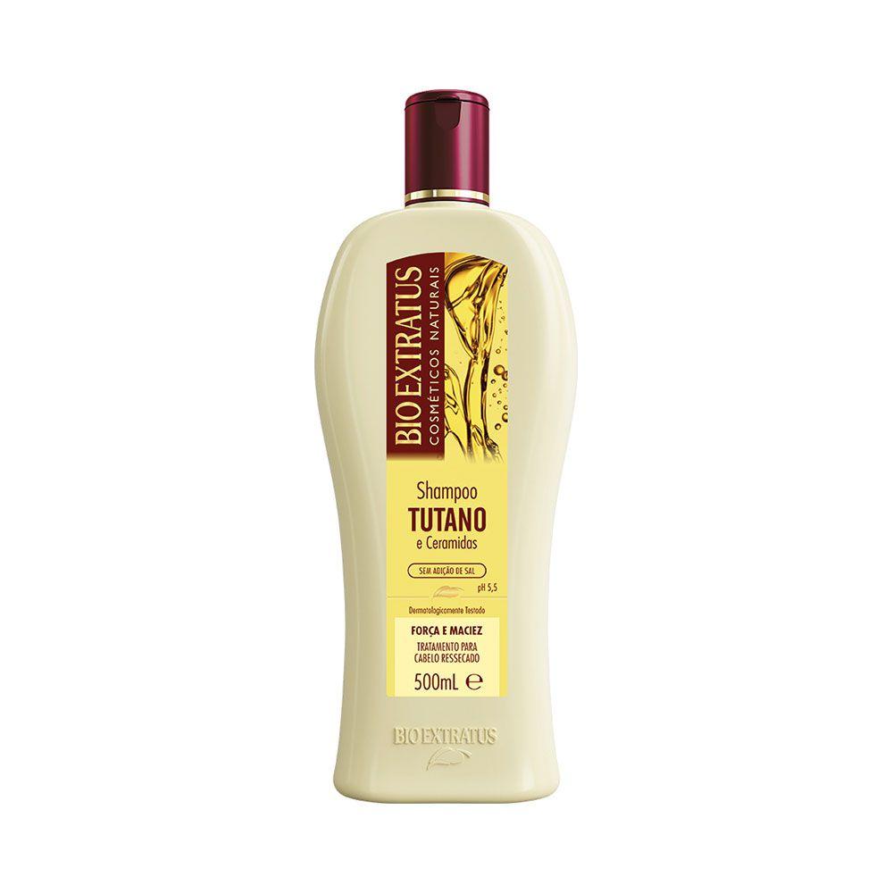 Bio Extratus Shampoo Tutano e Ceramidas 500mL