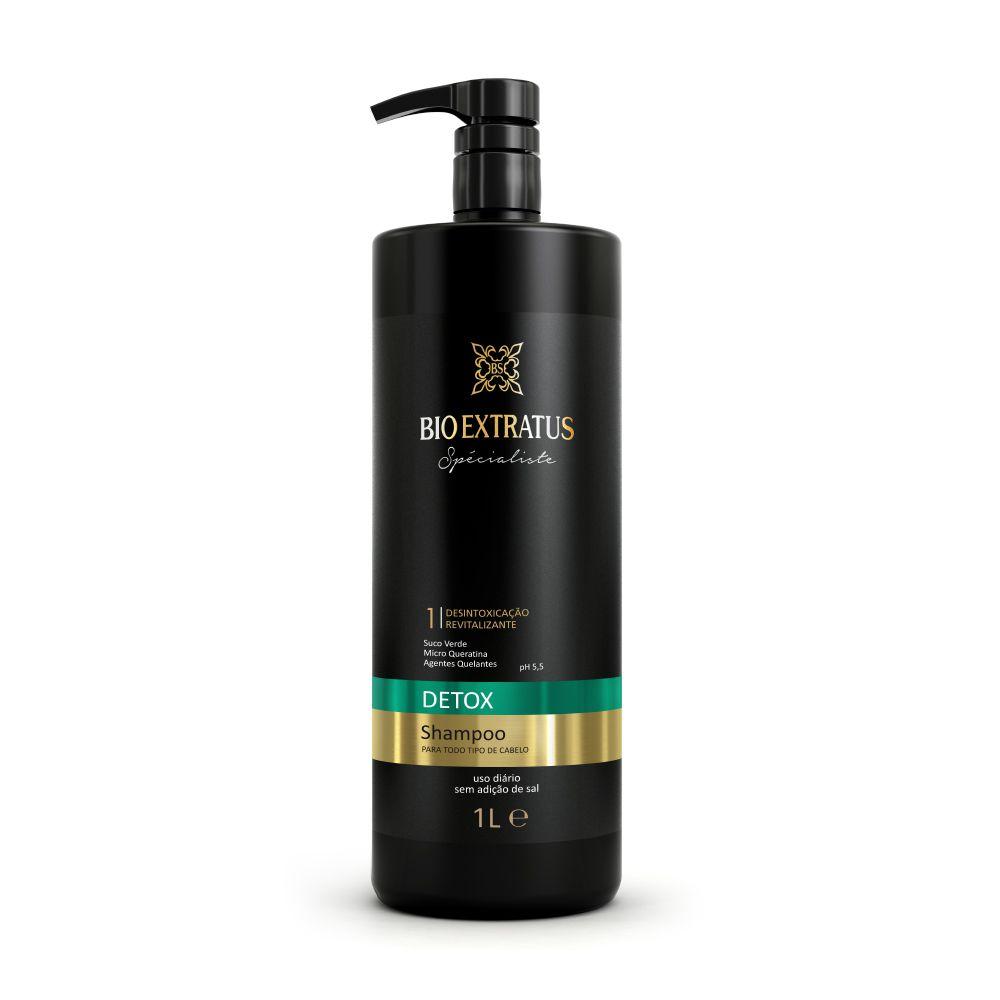 Bio Extratus Spécialiste Shampoo Detox 1L