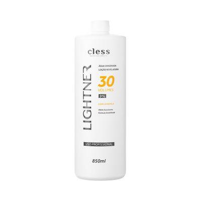 Cless Água Oxigenada Lightner 30 Volumes 850mL