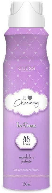 Cless Desodorante Charming Ice Cream 150mL