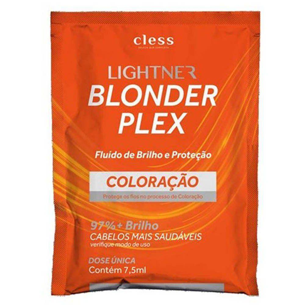 Cless Flúido de Proteção para Coloração Lightner Blonder Plex 7,5mL