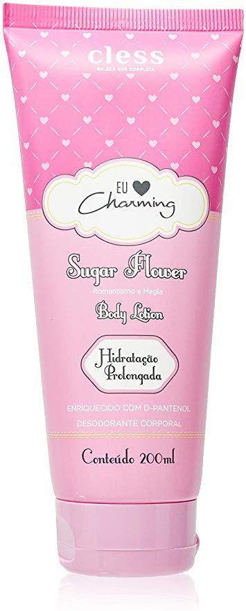 Cless Hidratante Corporal Charming Sugar 200mL