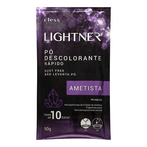 Cless Pó Descolorante Lightner Ametista 50g