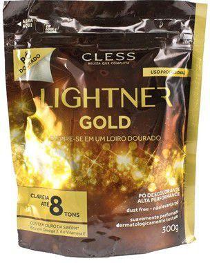 Cless Pó Descolorante Lightner Gold 300g