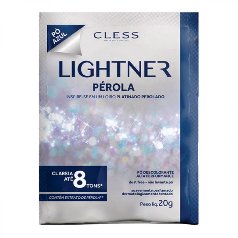 Cless Pó Descolorante Lightner Pérola 20g