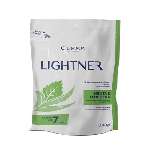 Cless Pó Descolorante Lightner Refil Menta 300g