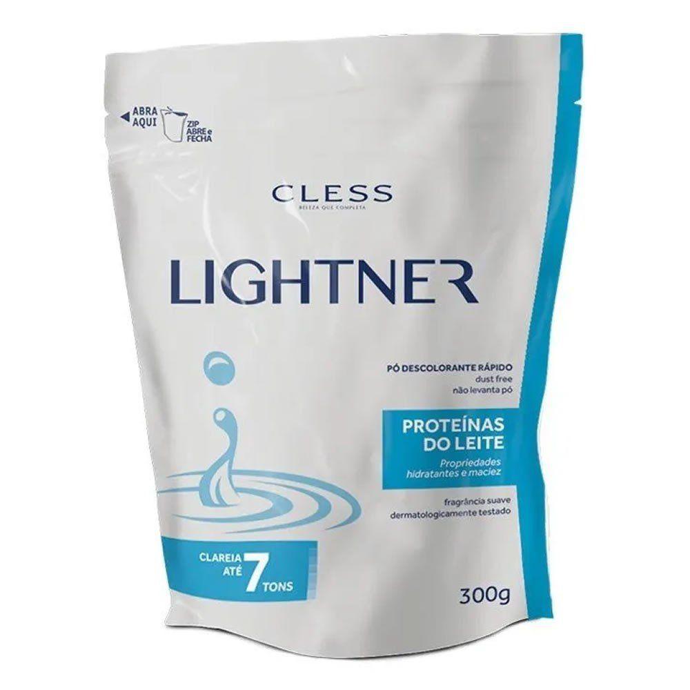 Cless Pó Descolorante Lightner Sem Amônia 50g