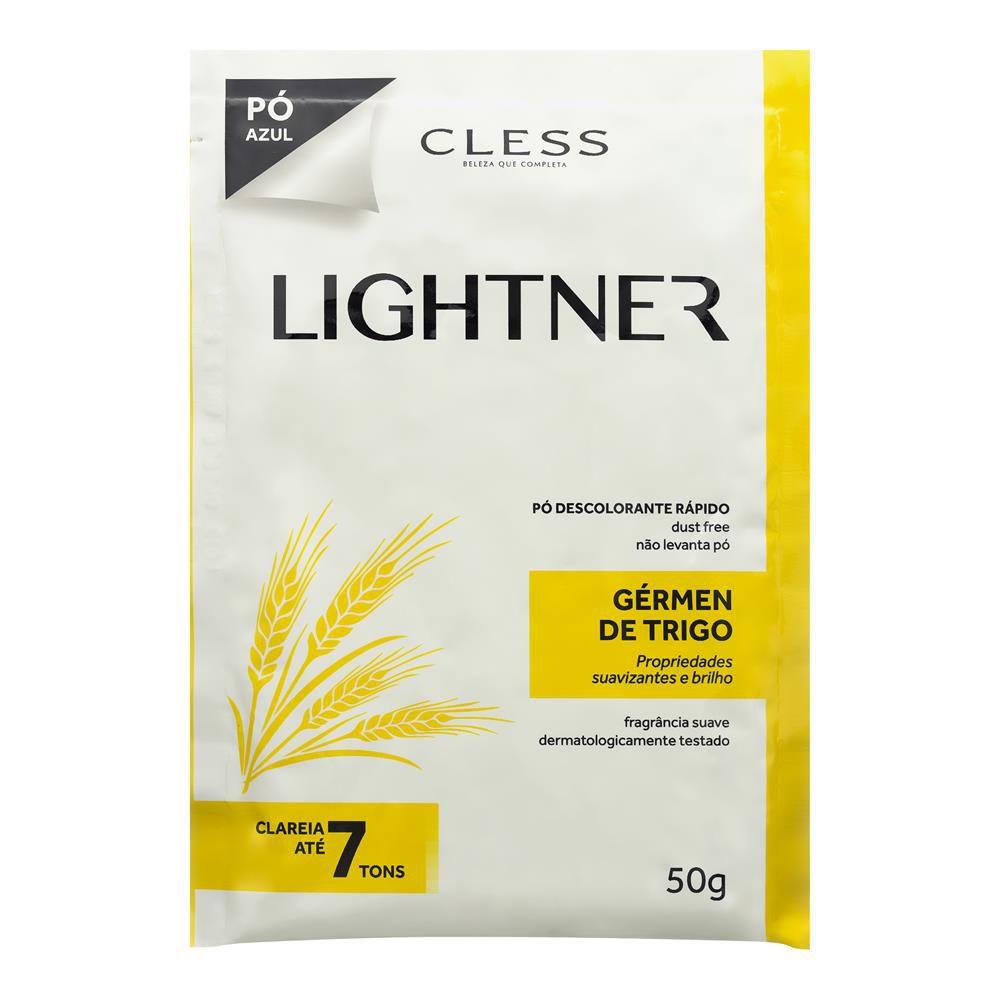 Cless Pó Descolorante Lightner Trigo 50g