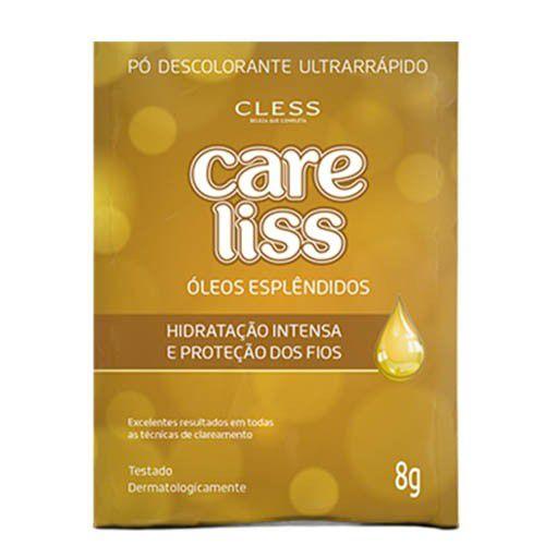 Cless Pó Descolorante Liss Óleos Esplendidos 20g