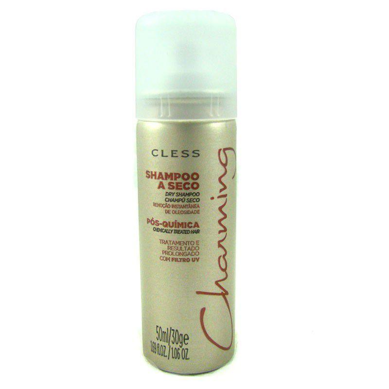 Cless Shampoo a a Seco Charming Pós Química 50mL