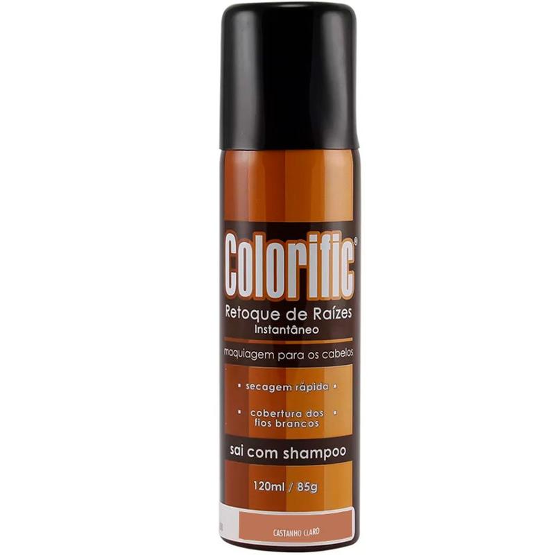 Colorific Retoque Castanho Claro 120mL