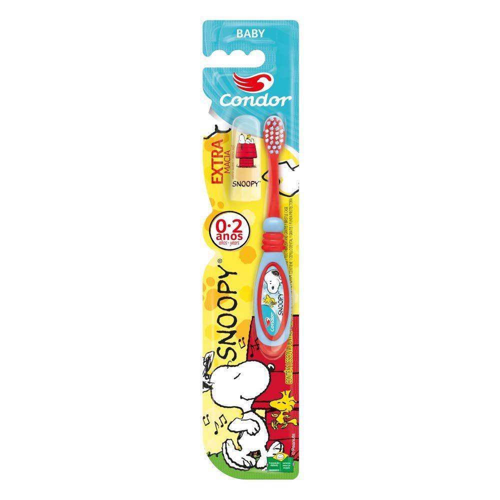 Condor Escova Dental Bambinos Snoopy 31613