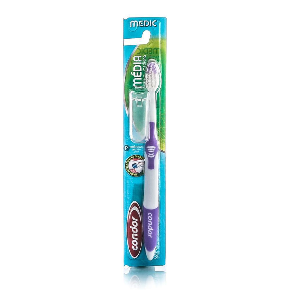 Condor Escova Dental Medic Média 32521