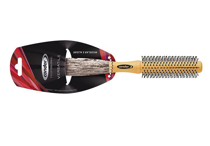 Condor Escova para Cabelos Curtos Versatile 6910