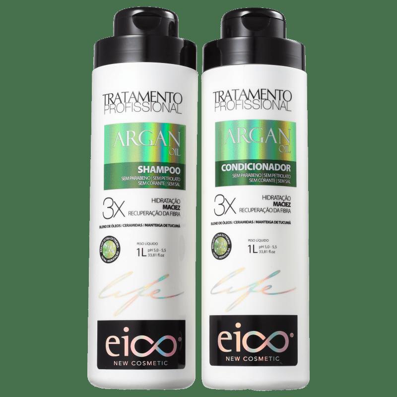 Eico Life Argan Kit Oil Duo 1000mL