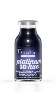 Elisafer Ampola Platinum 3D Hue 13mL