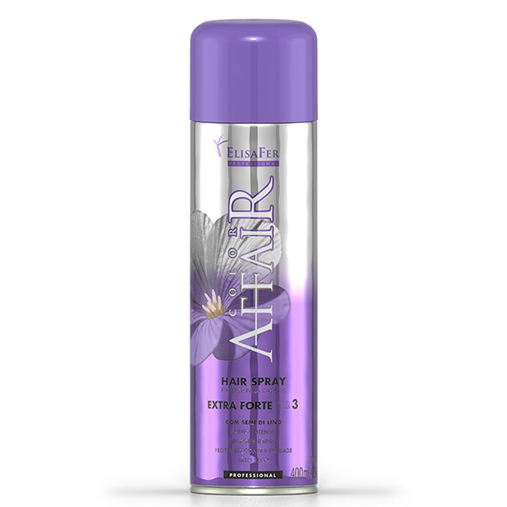 Elisafer Hair Spray Extra Forte 400mL