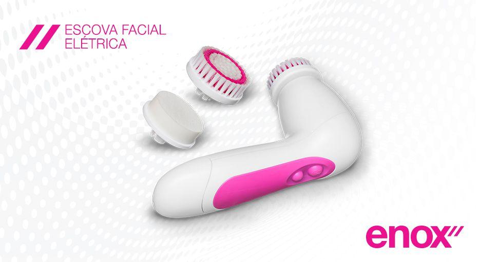 Enox Escova Facial Elétrica