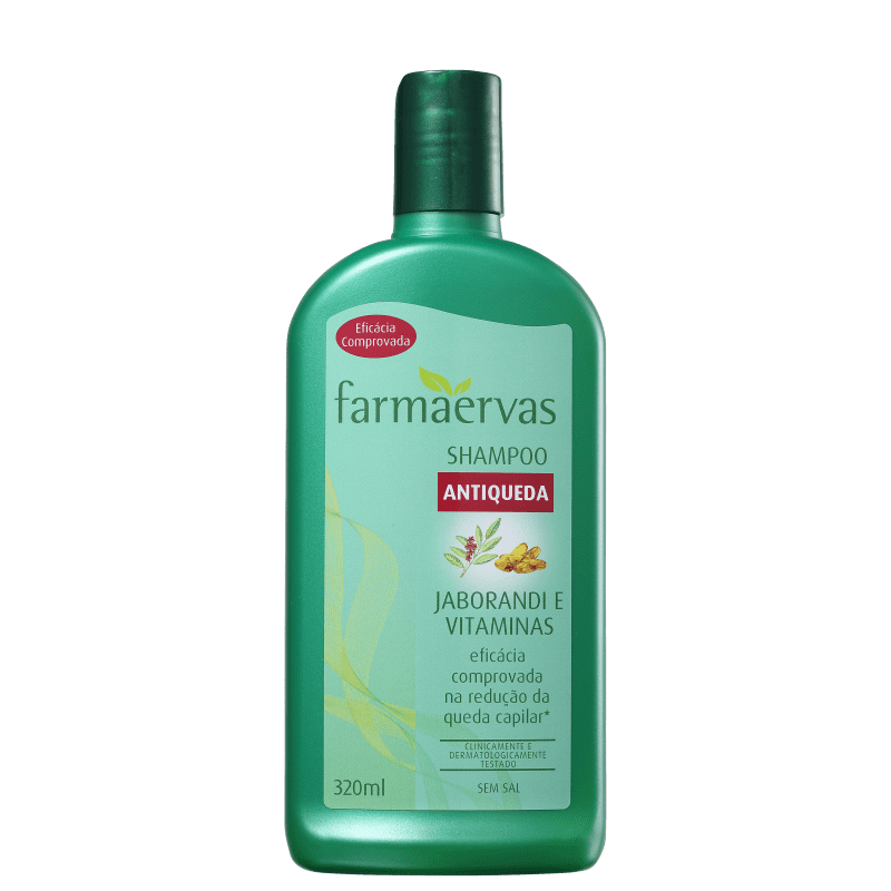 Farmaervas Shampoo Antiqueda 320ml