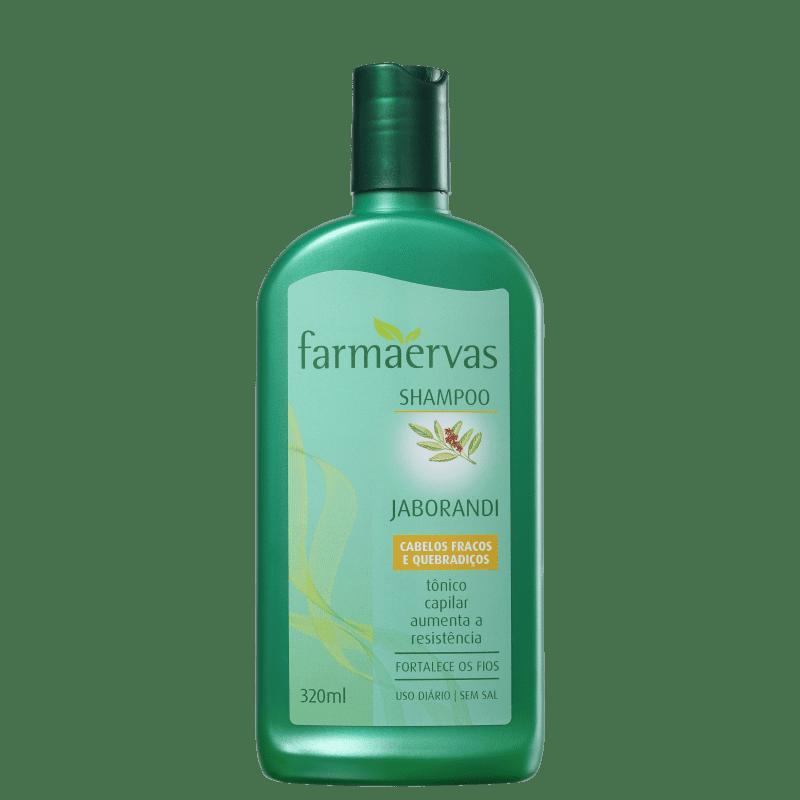 Farmaervas Shampoo Jaborandi 320ml