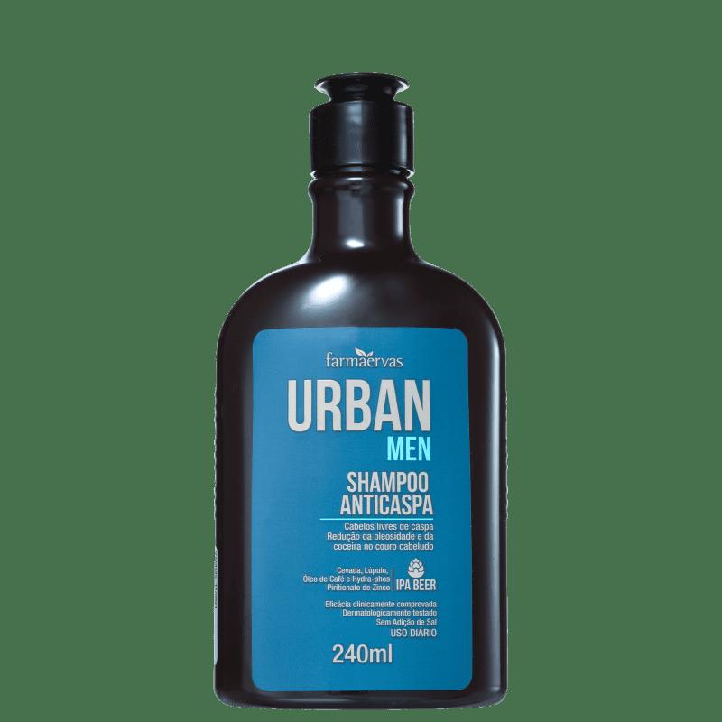 Farmaervas Shampoo Urban Men 240ml