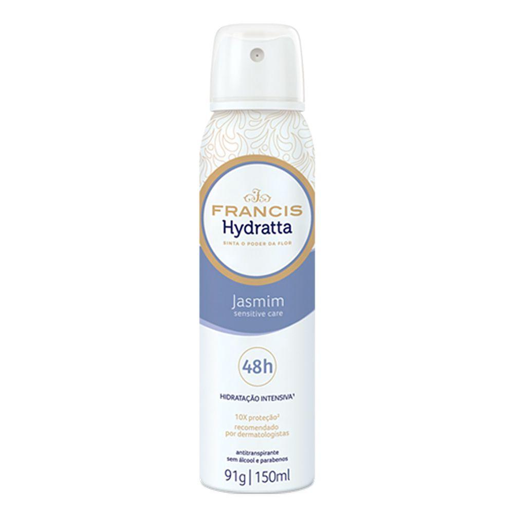 Francis Desodorante Aerosol Hydratta Sensitive Care 150mL