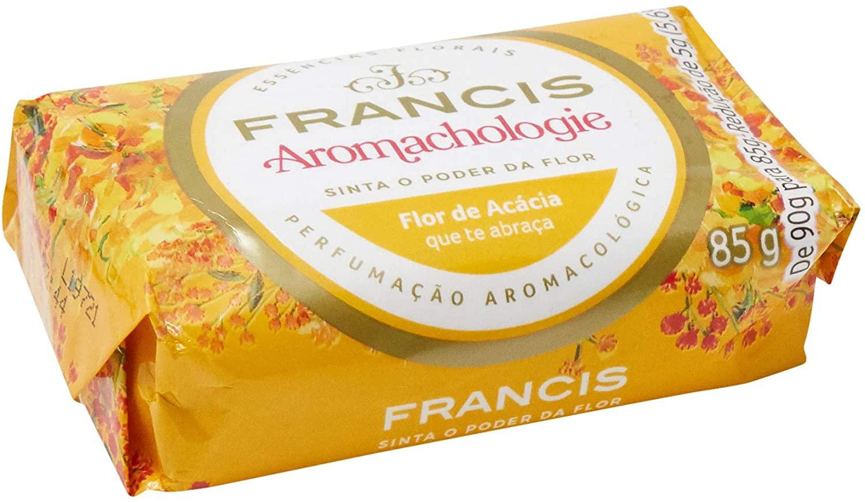 Francis Sabonete Aromachologie Acácia 85g