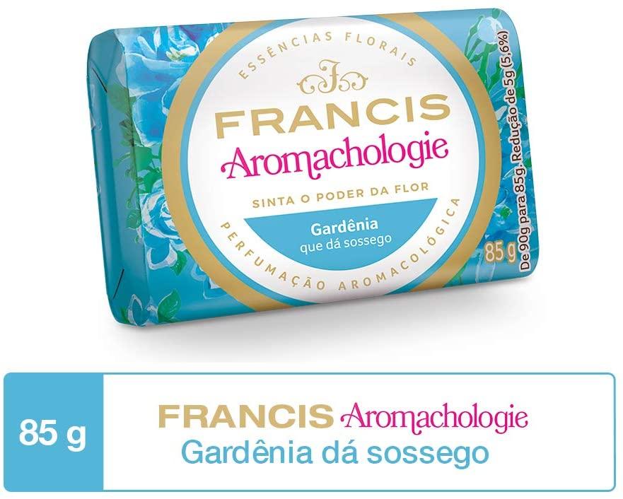 Francis Sabonete Aromachologie Gardênia 85g