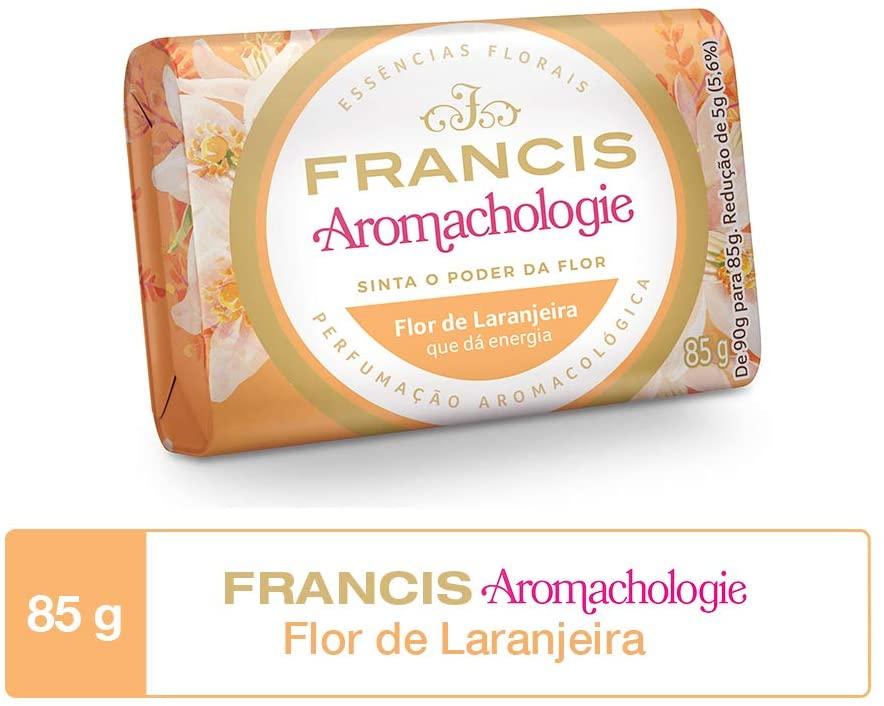 Francis Sabonete Aromachologie Laranjeira 85g