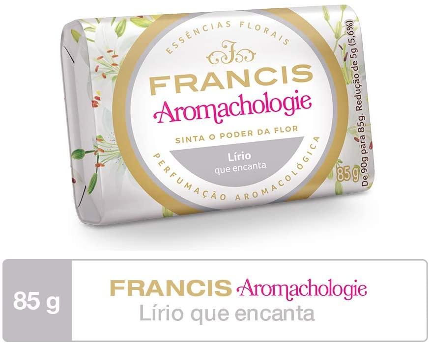 Francis Sabonete Aromachologie Lírio 85g