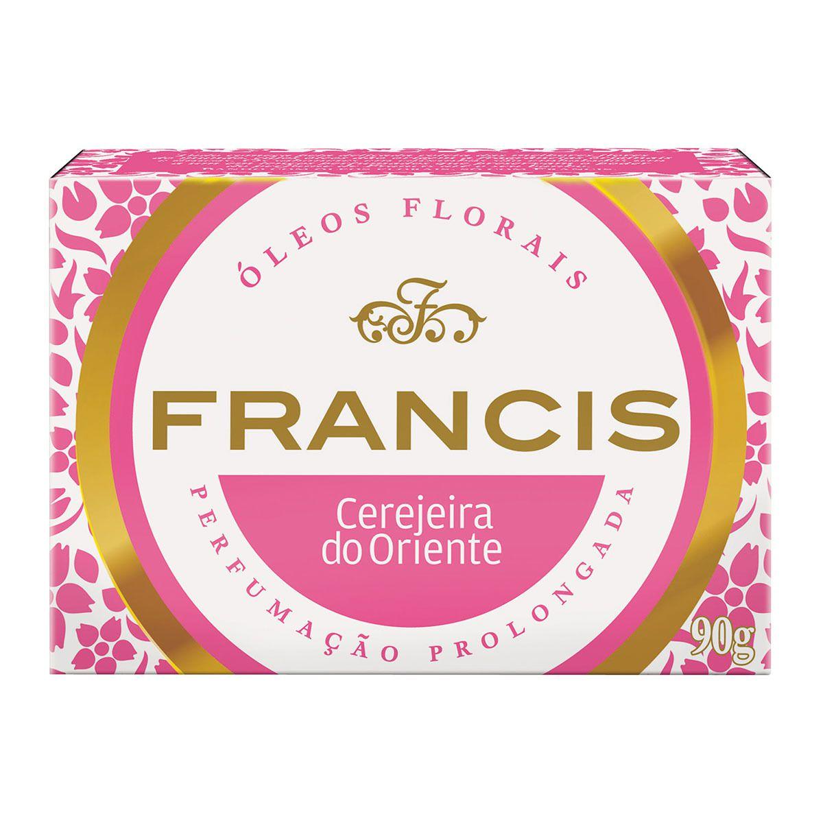 Francis Sabonete Clássico Cerejeira do Oriente 90g