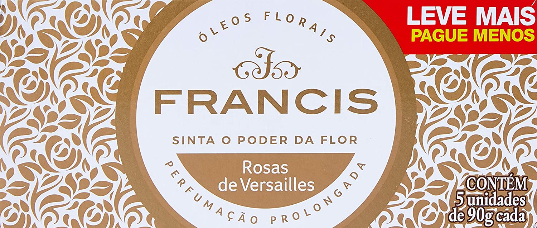 Francis Sabonete Clássico Rosas de Versailles 450g