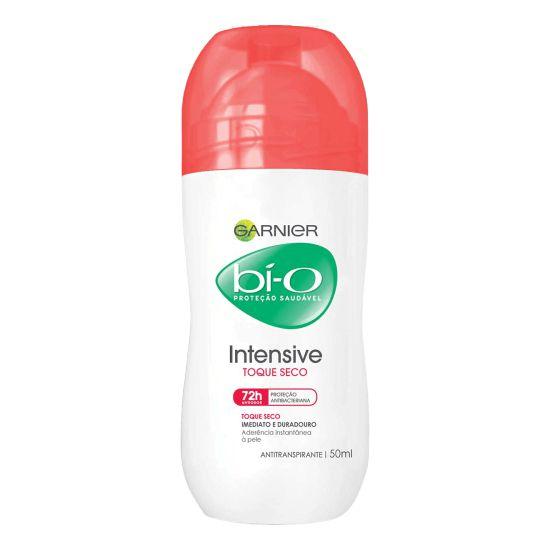 Garnier Bí-O Desodorante Roll-on Intensive Toque Seco Feminino 50mL