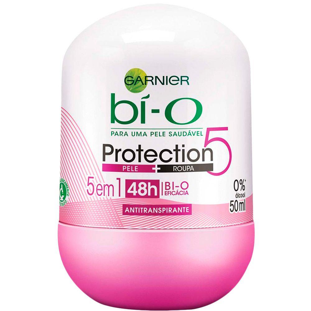 Garnier Bí-O Desodorante Roll-on Protection Feminino 50mL